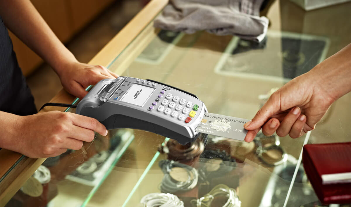Reserving an integration on VeriFone VX520 example