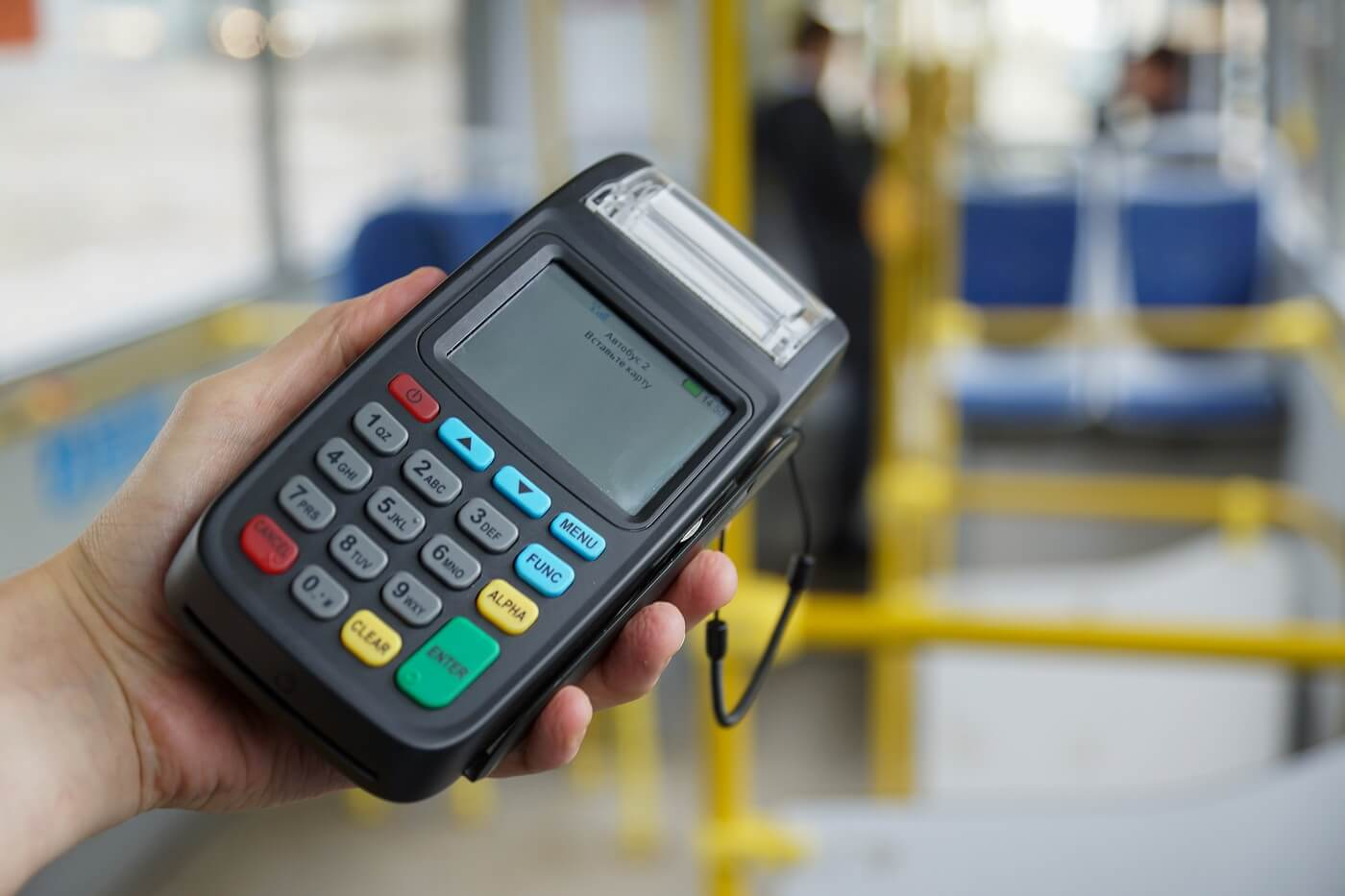 How to Update firmware on NewPOS 8210