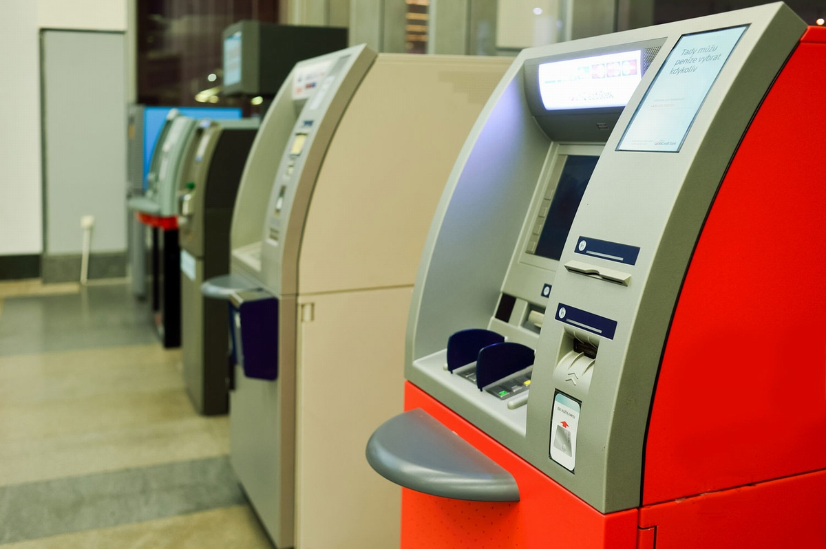Emergency opening of ATMs