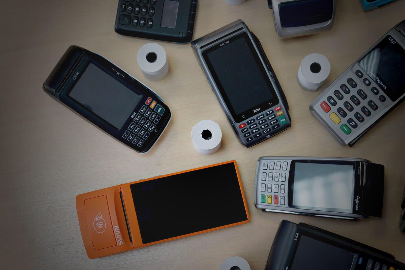 JoinPOS - cross-platform software for payment terminals